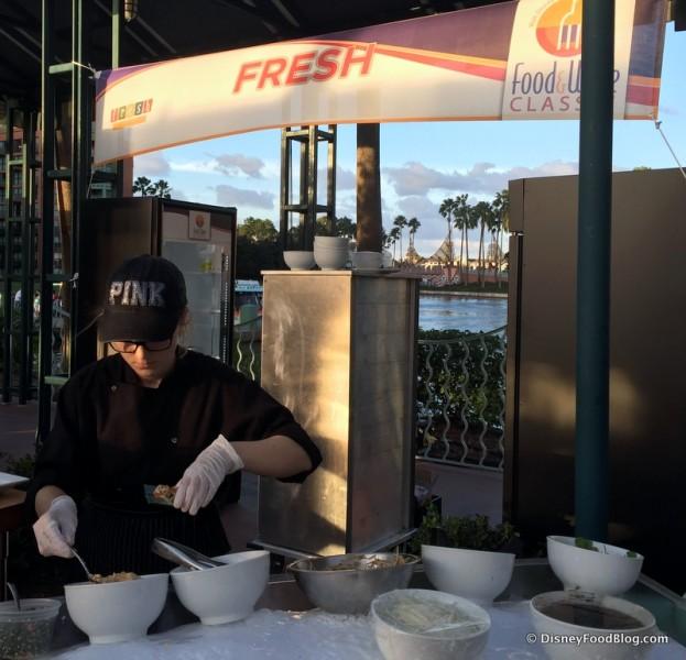 Fresh Booth