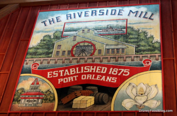 The Riverside Mill