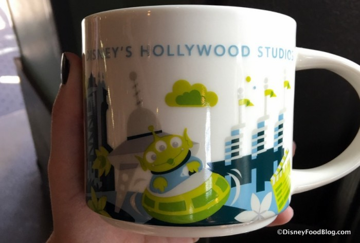 "New ""You Are Here"" Hollywood Studios Mug"