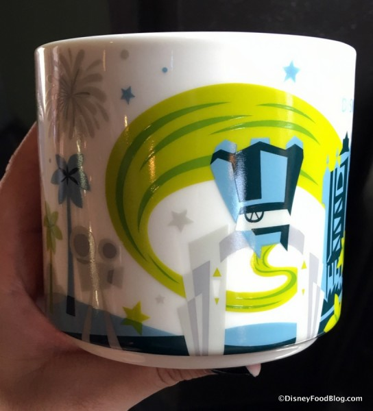 "New ""You Are Here"" Hollywood Studios Mug"