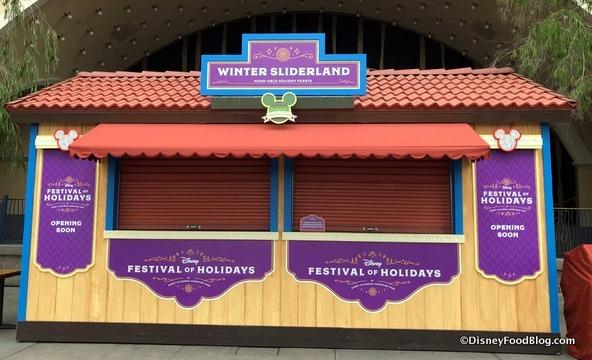 Winter Sliderland