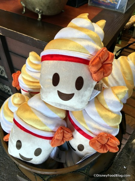 Dole Whip Plush