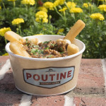 News: Oktoberfest Poutine and Bratwurst in Disney Springs