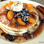 Review: Floridian Pancakes and Lobster Thermidor Burger at Grand Floridian Cafe