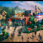 News! Woody's Lunch Box Quick Service Location Coming to Toy Story Land in Hollywood Studios