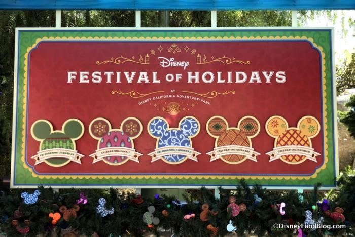 Festival of Holidays!