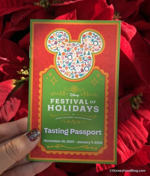 Tasting Passport