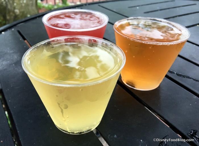 Cider Flight