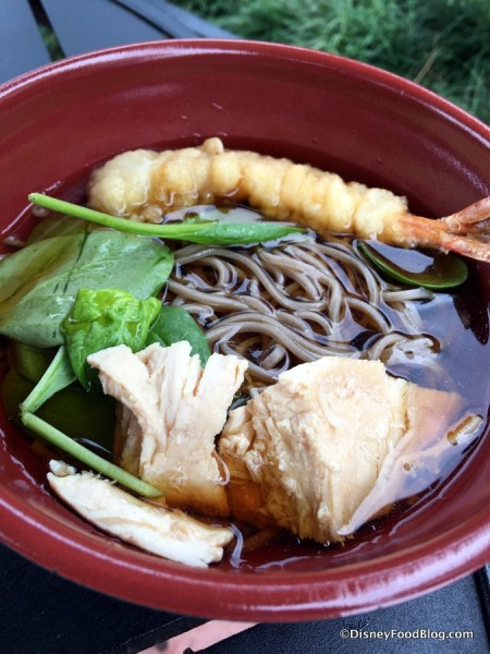 New Year Celebration Soba