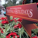 EAT THIS at Epcot Festival of the Holidays!