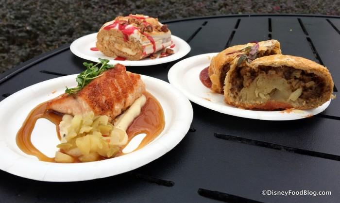 Yukon Holiday Kitchen menu items