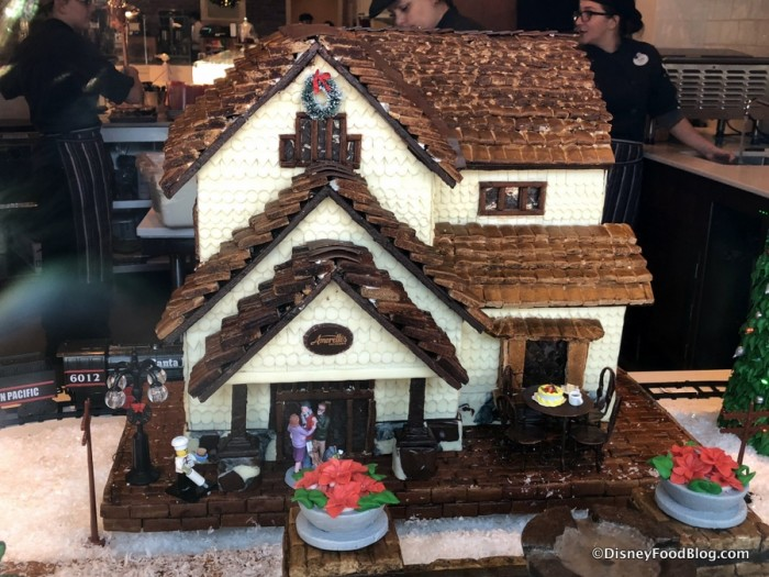 Gingerbread Amorette's Patisserie