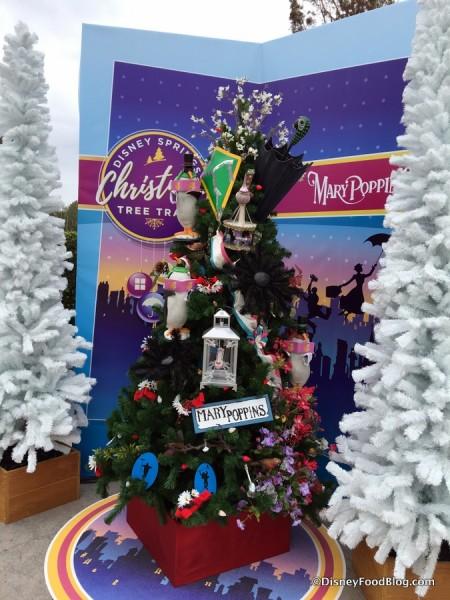 Mary Poppins Tree