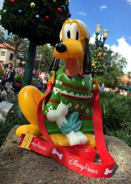 Pluto Popcorn Bucket