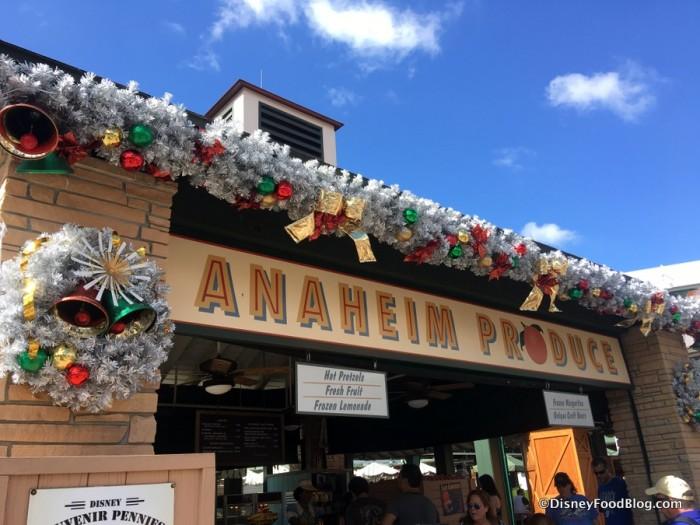 Anaheim Produce