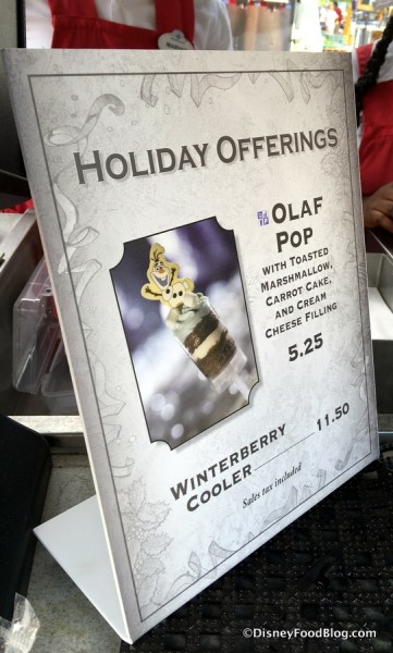 Holiday Offerings at Gertie's