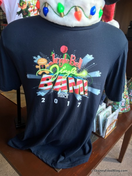 Jingle Bell, Jingle BAM! merchandise