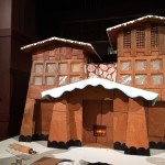 News: Disneyland's Grand Californian Hotel Gingerbread House