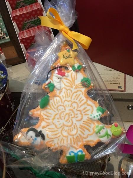 Gorgeous Tree Cookie!