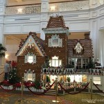 News and Review: The 2017 Grand Floridian Gingerbread House — with So. Many. Treats.