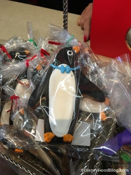 Penguin Cookie