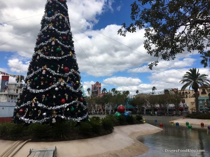 Echo Lake Christmas Tree