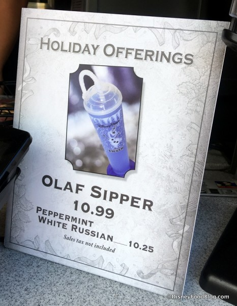 Olaf Sipper sign