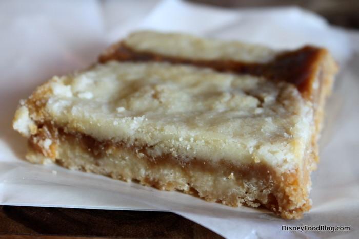 Caramel Butter Bar