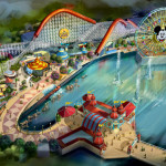 News: Cove Bar and Ariel's Grotto Closures and Renovations for Pixar Pier in Disney California Adventure