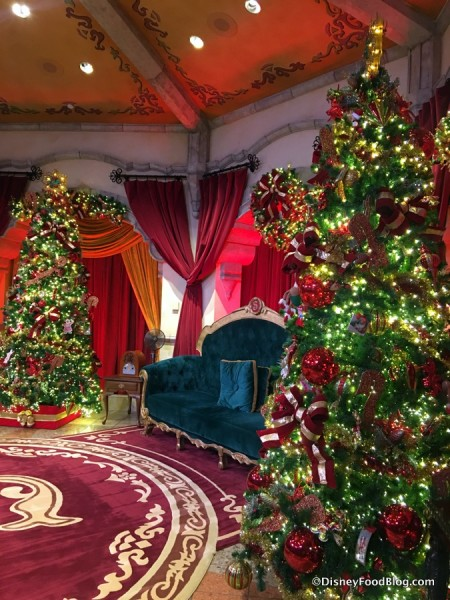Santa Meet and Greet Location
