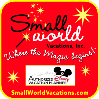 Small World Square Banner