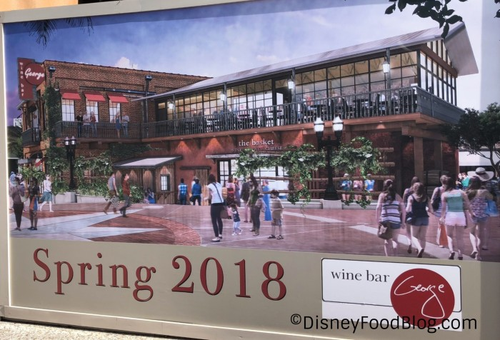 Wine Bar George Will Open Spring 2018