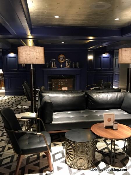 Refurbished Ale & Compass Lounge
