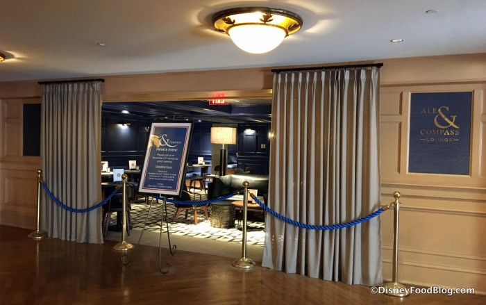 Ale & Compass Lounge