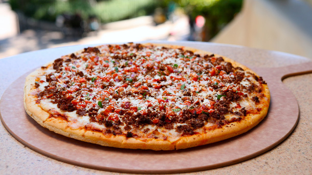 Chorizo Pizza ©Disney