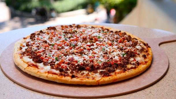 Chorizo Pizza ©Disney