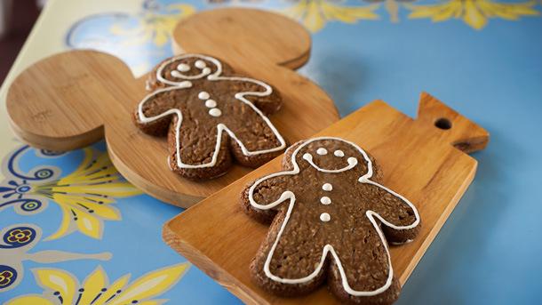Gingerbread Man Cookies ©Disney