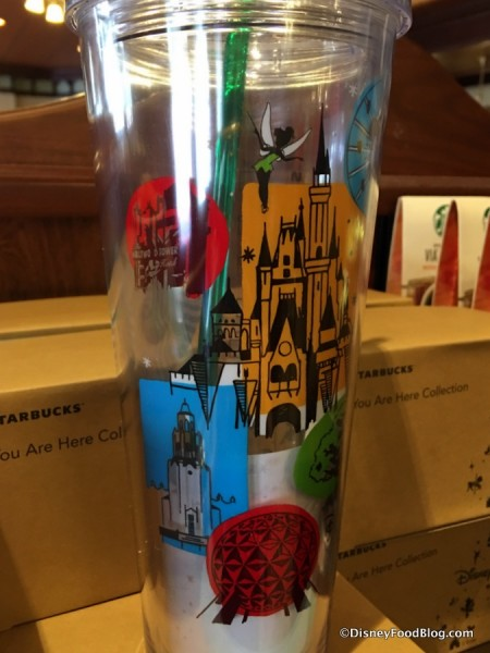 Disney Parks Cold Beverage Tumbler