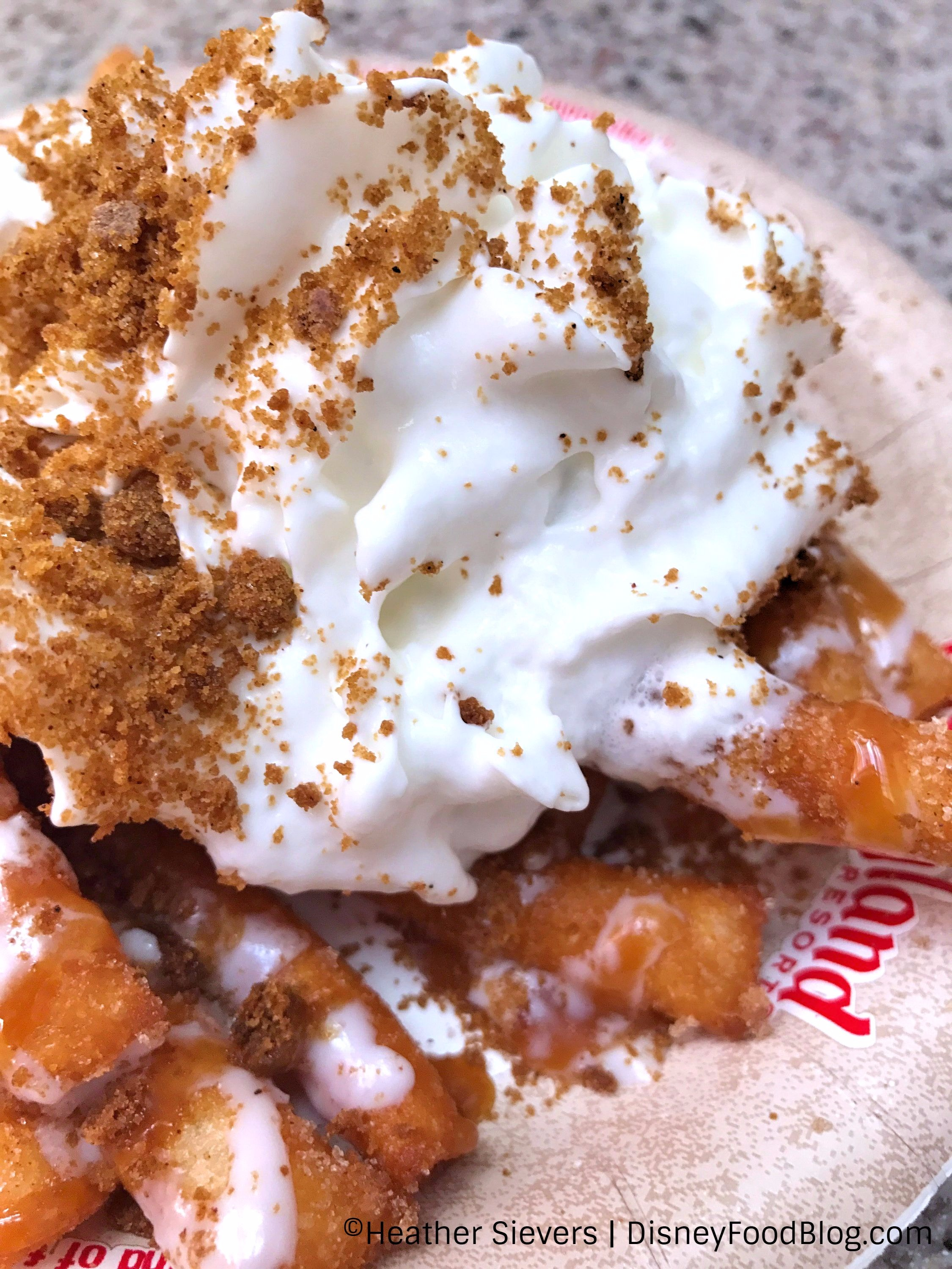How to make funnel cake fries