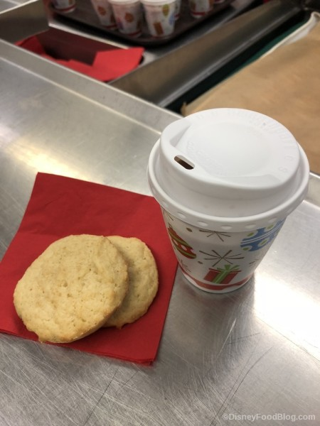 Snickerdoodle and Hot Cocoa