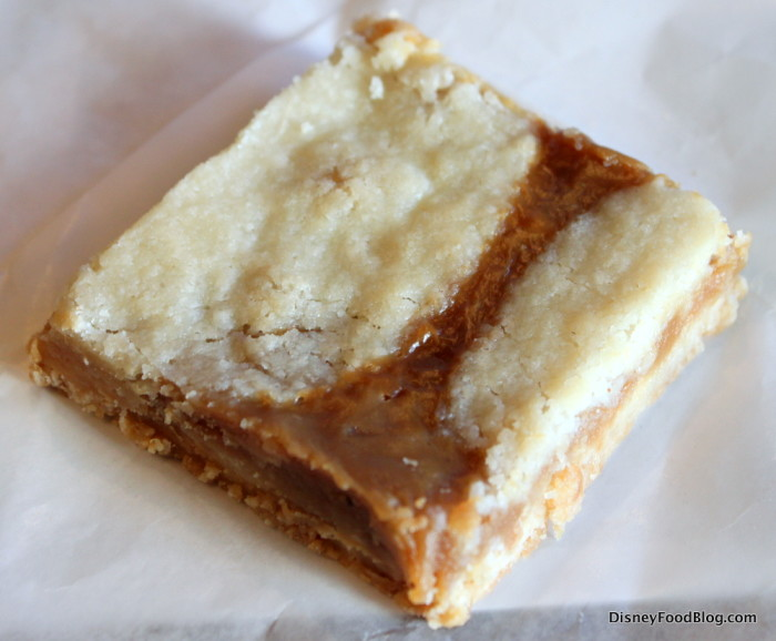 Caramel Butter Bar