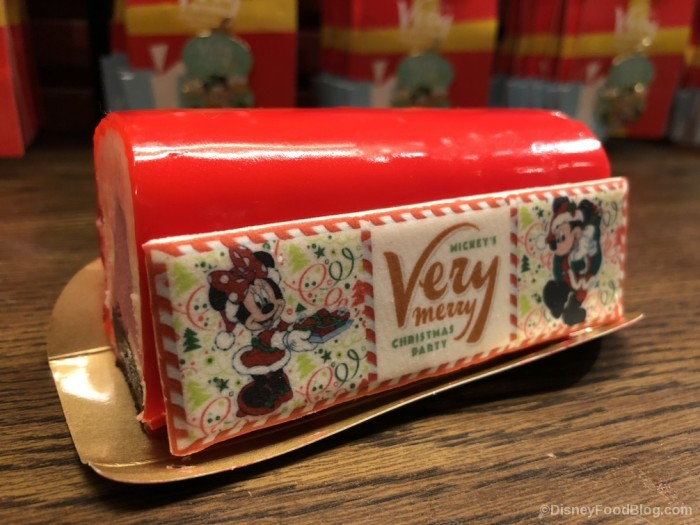 Fruity Yule Log