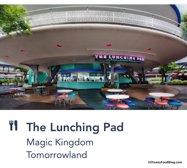 The Lunching Pad on Mobile Order screenshot