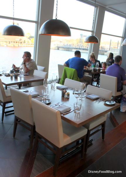 Paddlefish Dining Room
