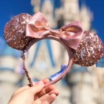 Win a Pair of Rose Gold Minnie Ears — 3 Chances to Win!