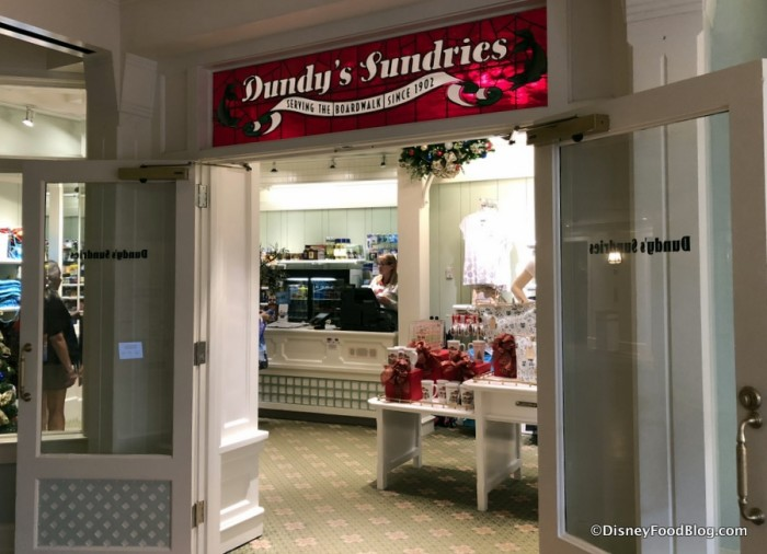 Dundy's Sundries