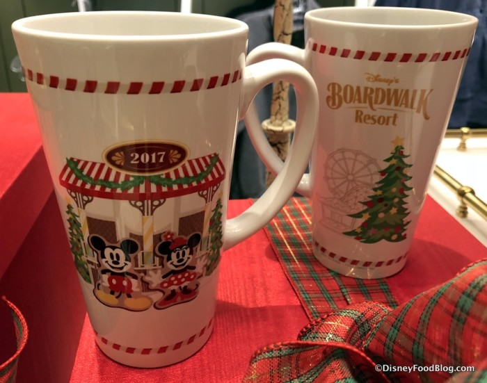 BoardWalk Holiday Mug