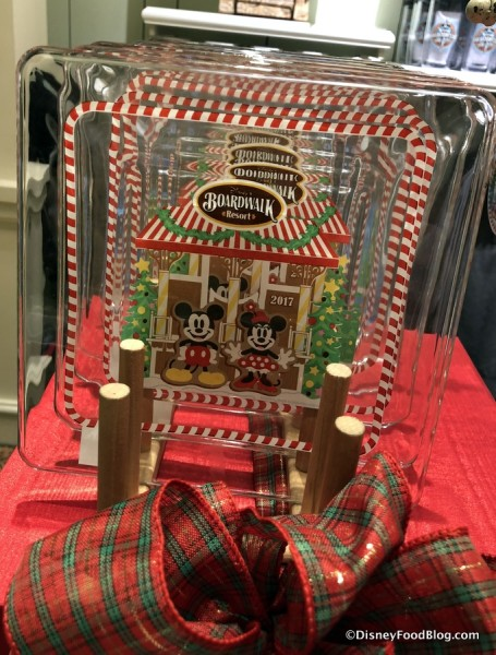 BoardWalk Holiday Tray