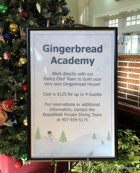Gingerbread Academy
