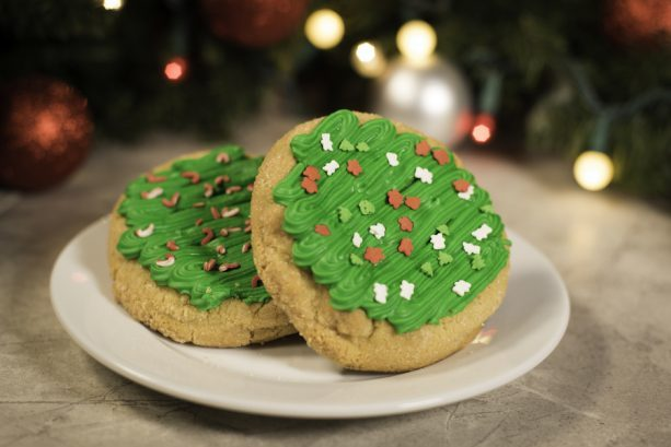 Holiday Cookie on Mobile Order